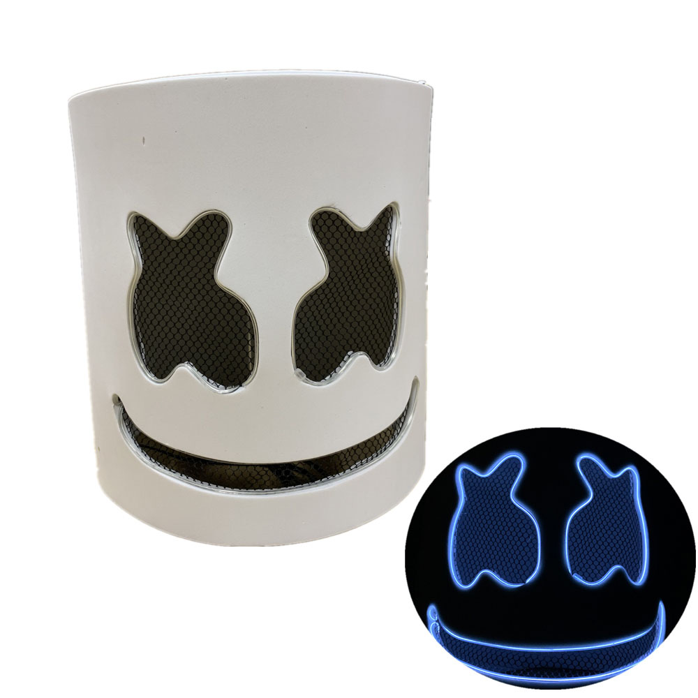 Hot selling light up halloween mask