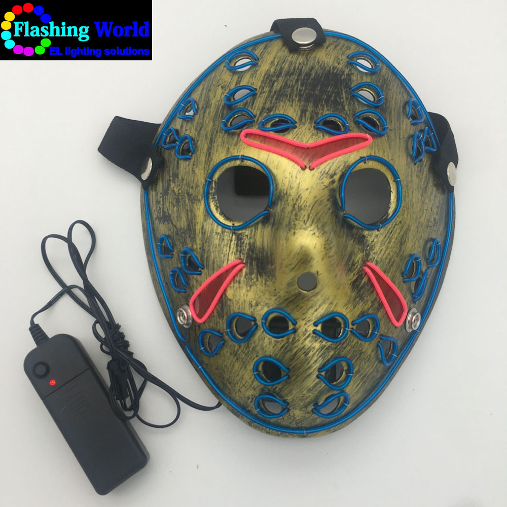 led halloween mask,halloween led mask for Festival,Party,Dance Ball,Cosplay