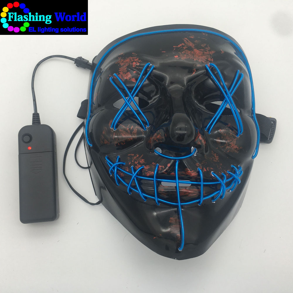 led rave mask, rave face mask for Festival,Party,Dance Ball,Cosplay